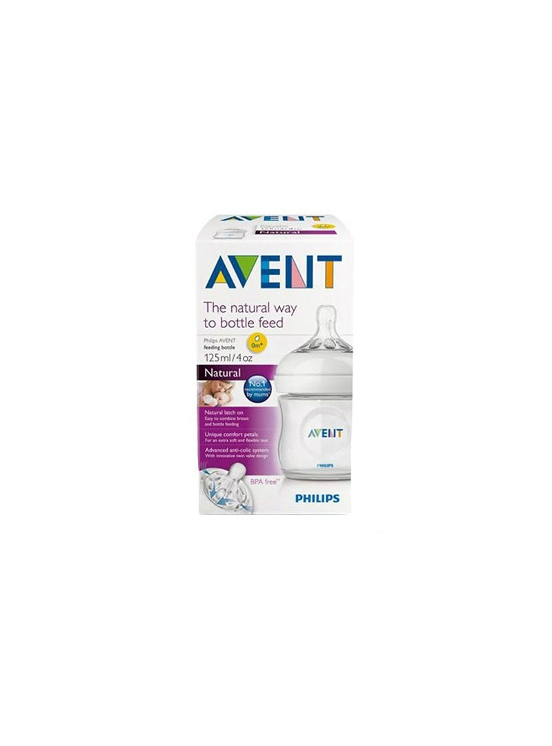 Philips Avent SCF690/17 Natural PP Biberon 125 ml SCF690/17