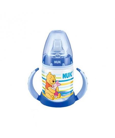 Nuk First Choice Disney PP Learner Biberon 150 ml - Silikon Emzikli 6-18 Ay