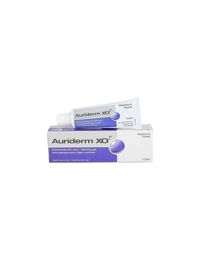Auriga Auriderm XO Cream 30 ml Yüz İçin Morluk ve Kızarıklık Krem Jel