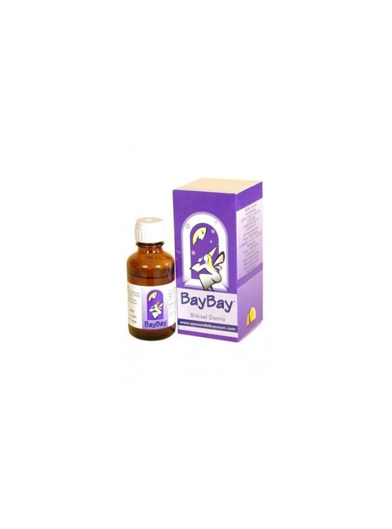 Baybay Bitkisel Damla 30 ml