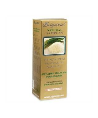 Zigavus Pirinç Kepeği Ekstraktlı Şampuan 450ml