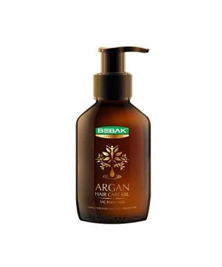 Bebak Argan Hair Care Oil Saç Bakım Yağı 100 ml