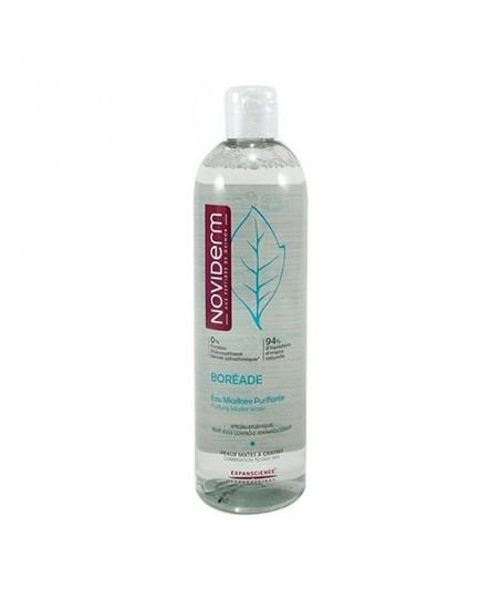 Noviderm Boreade Purifying Micellar Water 400 ml - Arındırıcı Cilt Temizleme Sıvısı