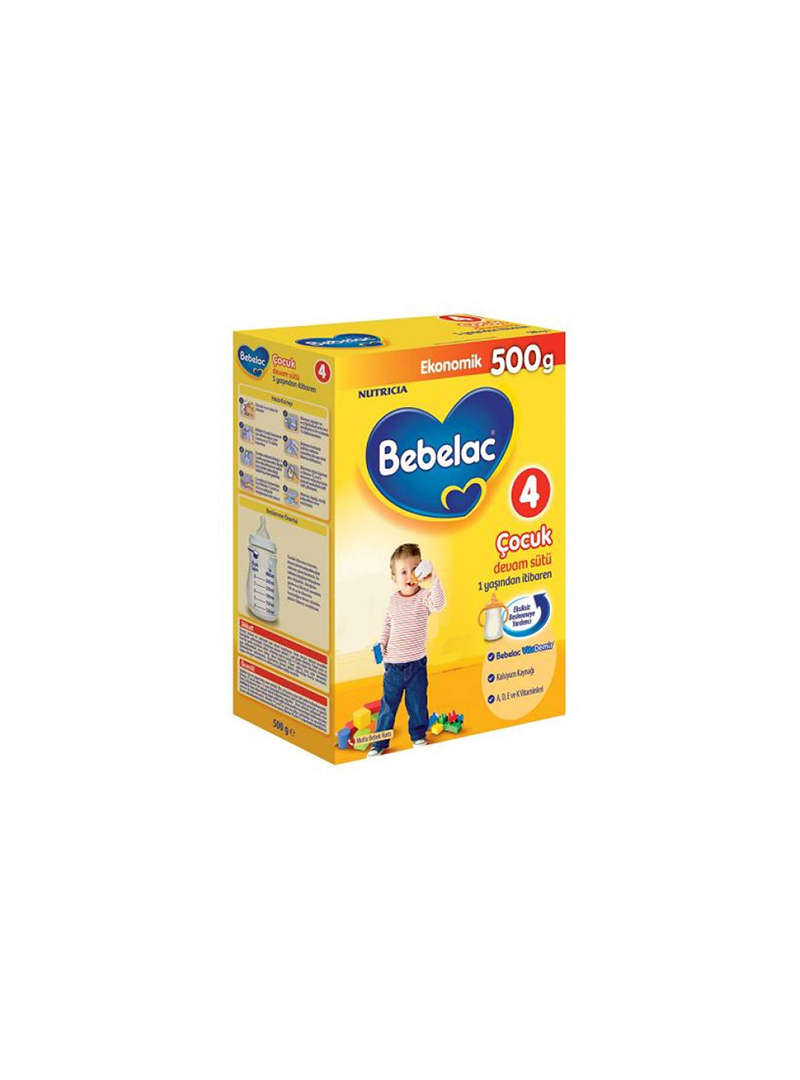 Bebelac Junior 4 Devam Sütü 500 gr.