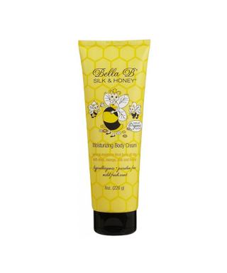 Bella B  Silk & Honey  Tüm Vücut İçin Günlük Nemlendirici Krem 226 g