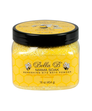 Bella B Mama Soak Refeshing Sitz Bath Powder