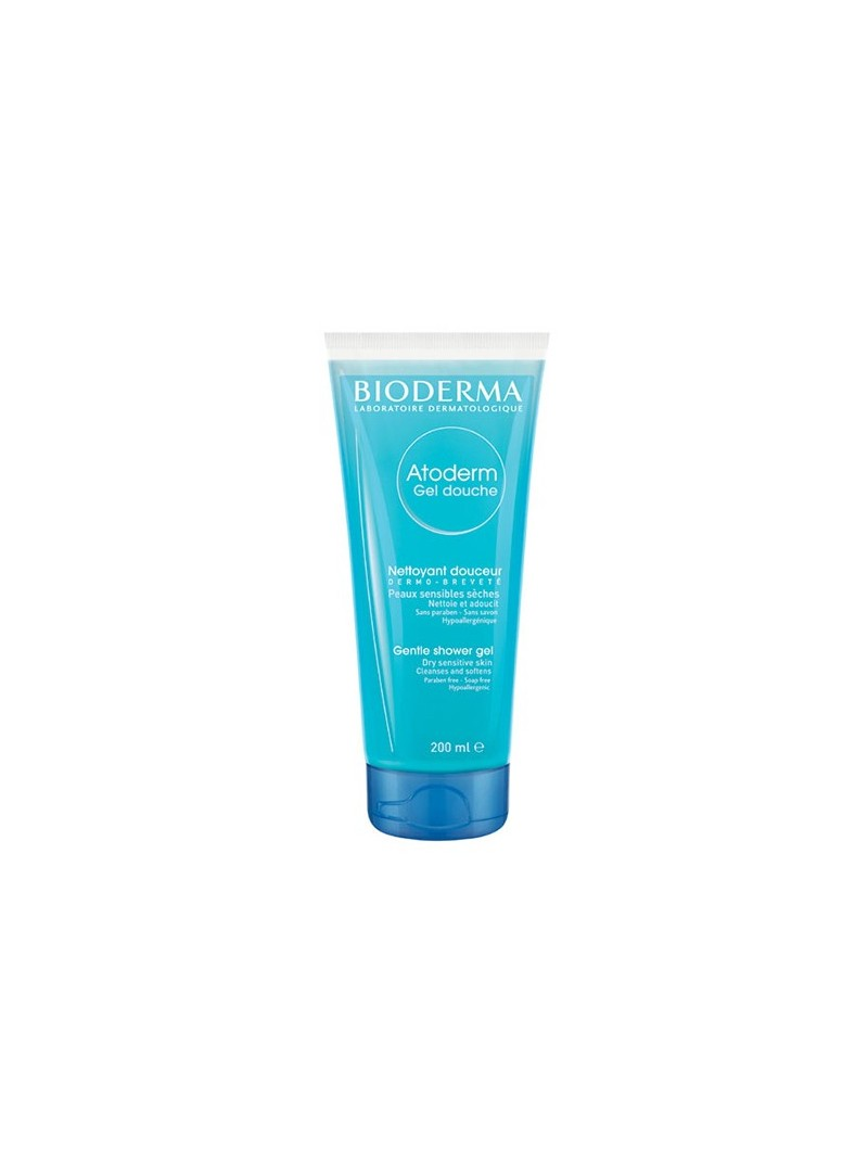 Bioderma Atoderm Gel Douche Gentle Shower Gel 200ml