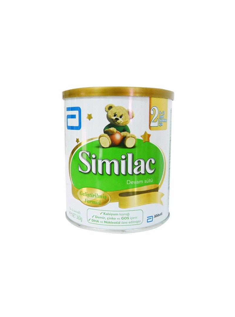 Similac 2 Mama 360gr S.K.T.2016