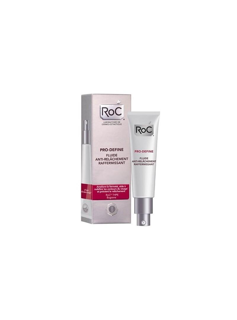 RoC Pro-Define Fluid - Sarkma Karşıtı Sıkılaştırıcı Likit Bakım Kremi 40 ml