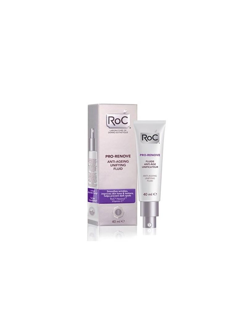 RoC Pro-Renove Fluide Yaşlanma Etkilerine Karşı Dengeleyici Likit Bakım Kremi 40ml