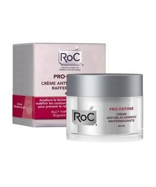 RoC Pro-Define Rich Sarkma Karşıtı Sıkılaştırıcı Bakım Kremi - Zengin Formül 50ml