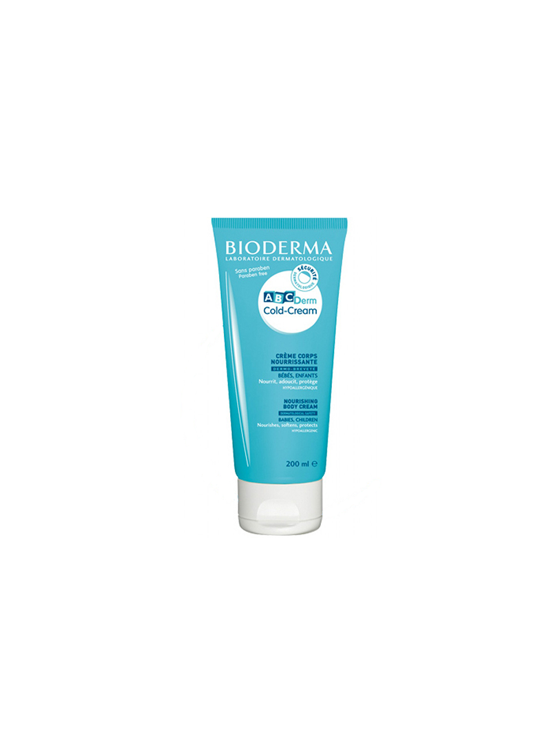 Bioderma Abcderm Cold Cream Body 200ml