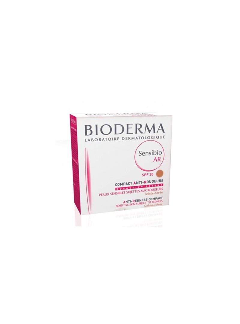 Bioderma Sensibio AR Compact Light ( SPF30 UVA 16 ) 10 g