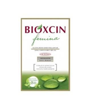 Bioxcin Femina Şampuan Bayan Yağlı Saçlar