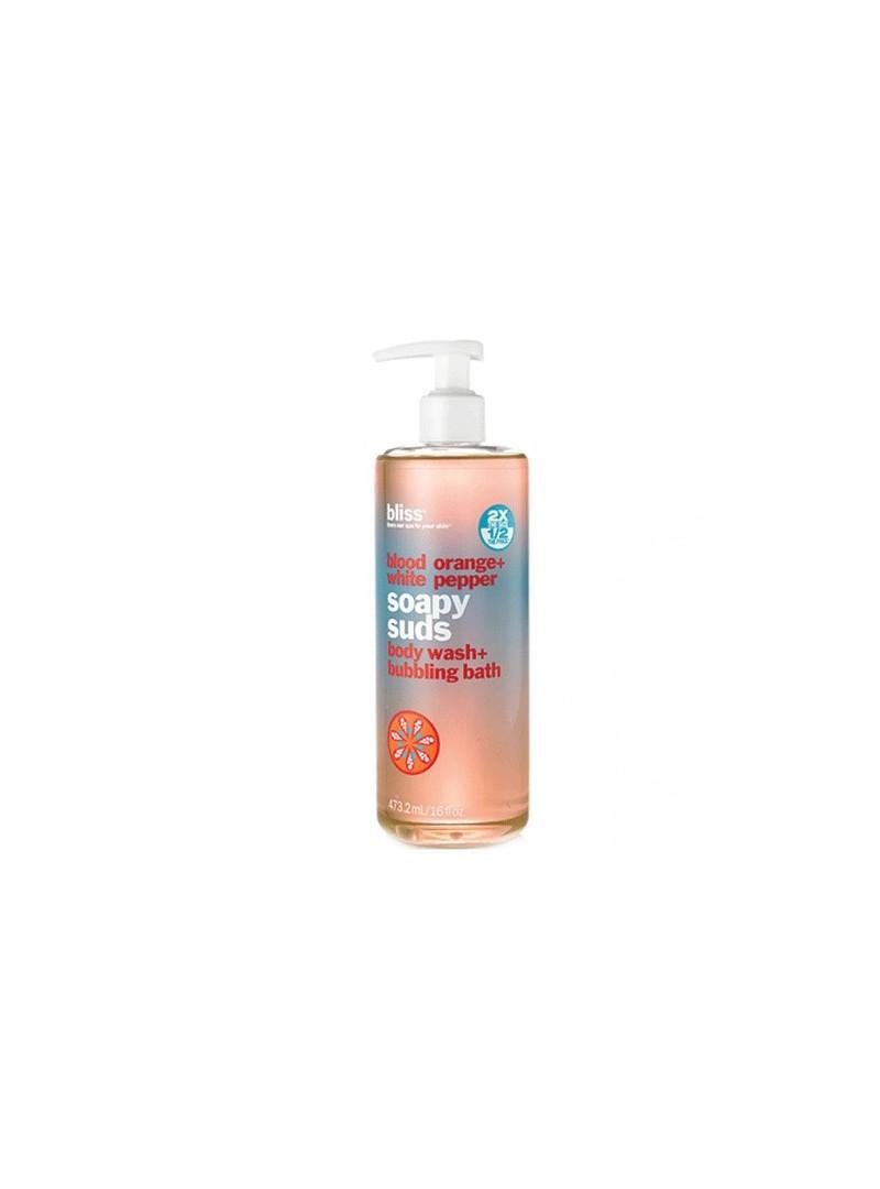 Bliss Kan Portakalı ve Beyaz Biber Özlü Duş Jeli 473 ml