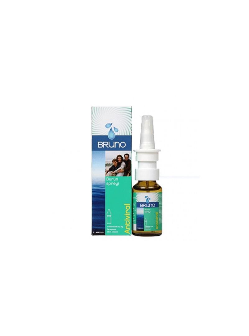 Bruno Antiviral Burun Spreyi 20 ml