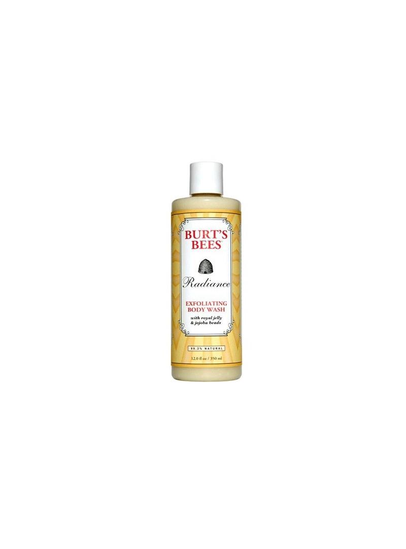 Burts Bees Arı sütü ve Jojoba Taneleri içeren Pürüzsüzleştirici Duş Jeli 350 ml