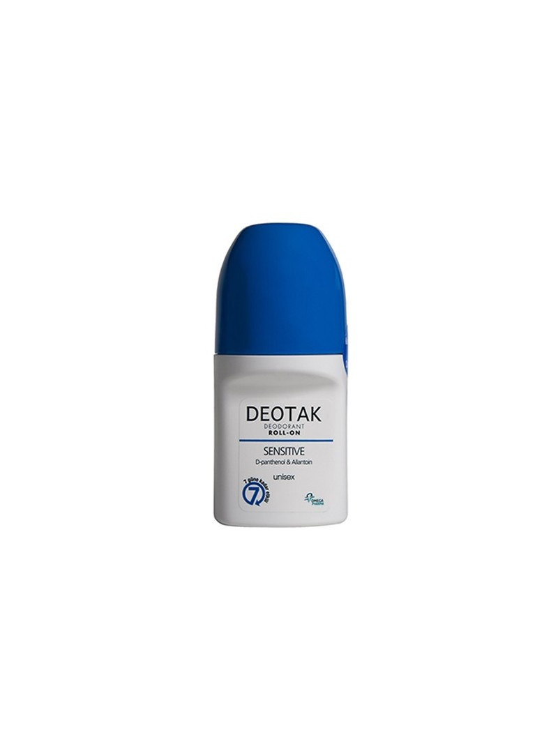 Deotak Sensitive Deodorant Roll-On Unisex 35 ml