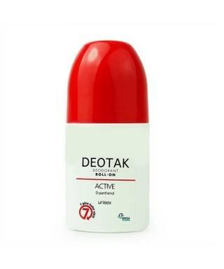 Deotak Active Deodorant Roll-On Unisex 35 ml
