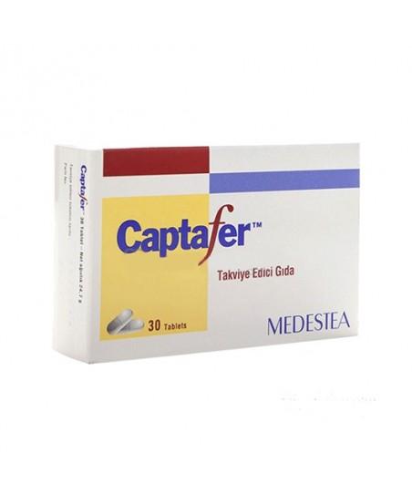Captafer Takviye Edici Gıda 30 Tablet