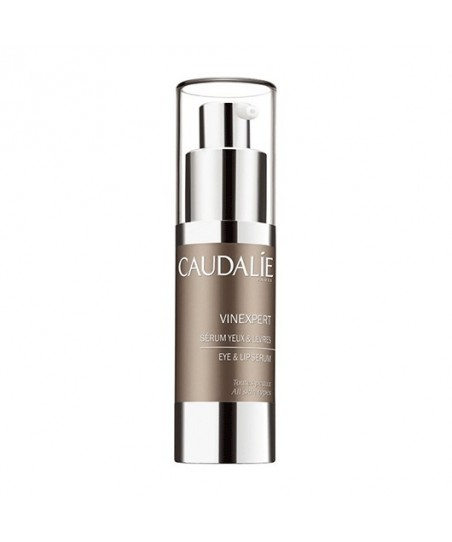 Caudalie Vinexpert Anti Ageing Serum Eyes And Lips 15 ml Anti Aging Serum