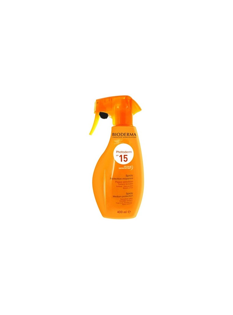 Bioderma Photoderm  Spray Spf 15  400ml - Aile Boyu