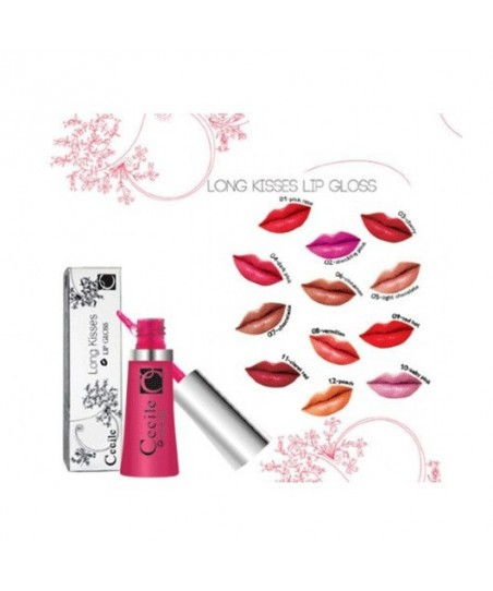 Cecile Long Kisses Lipgloss