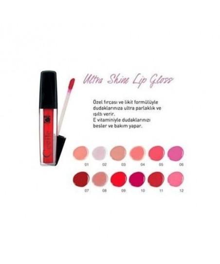 Cecile Ultra Shine Lipgloss