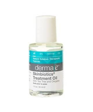Derma E Skinbiotics Treatment Oil 30ml - Yatıştırıcı Bakım Yağı