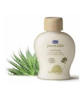 Chicco Pure Bio Vücut Losyonu 100ml