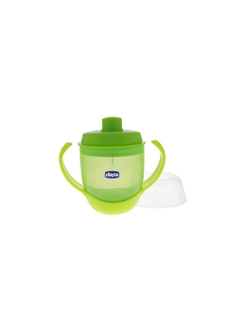 Chicco Meal Cup Mama Bardağı 12 Ay+ 180 ml Yeşil