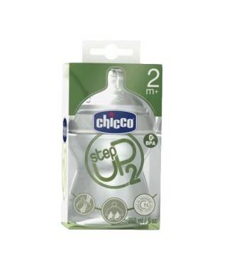 Chicco Step Up 2 Biberon 250ml 2+