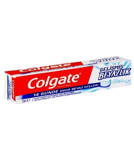 Colgate Gelişmiş Beyazlık Diş Macunu 75 ml.