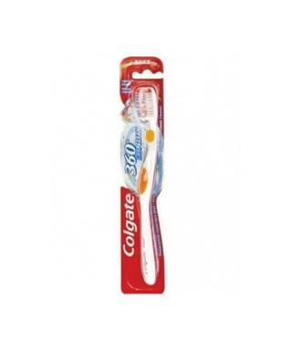 Colgate 360 Derece Derin Temizlik (Deep Clean) Diş Fırçası Soft