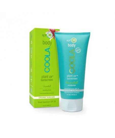Coola Organic SPF 30 Suncare Plant Uv Body 90 ml Kokusuz Nemlendirici Vücut Kremi