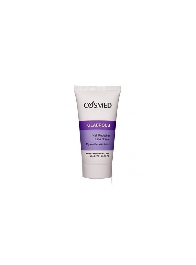 Cosmed Tüy Azaltmaya Yardımcı Yüz Kremi 50 ml
