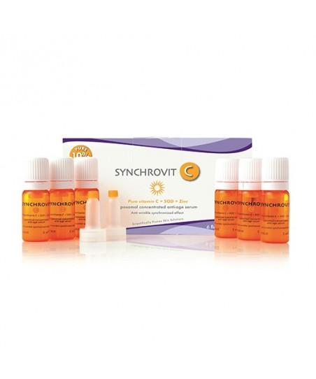 Synchroline Synchrovit C Anti-aging Serum 6 Adet