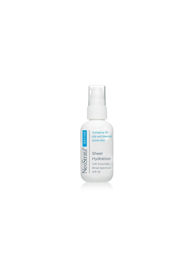 NeoStrata Sheer Hydration Oil Free Losyon Spf35 50ml