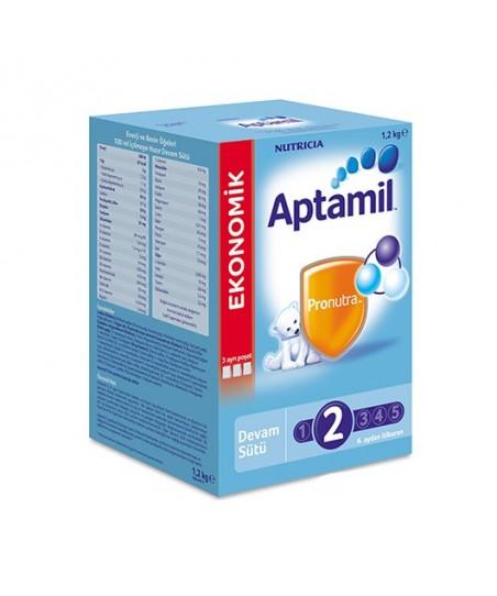 Milupa Aptamil 2 Devam Sütü 1200 gr