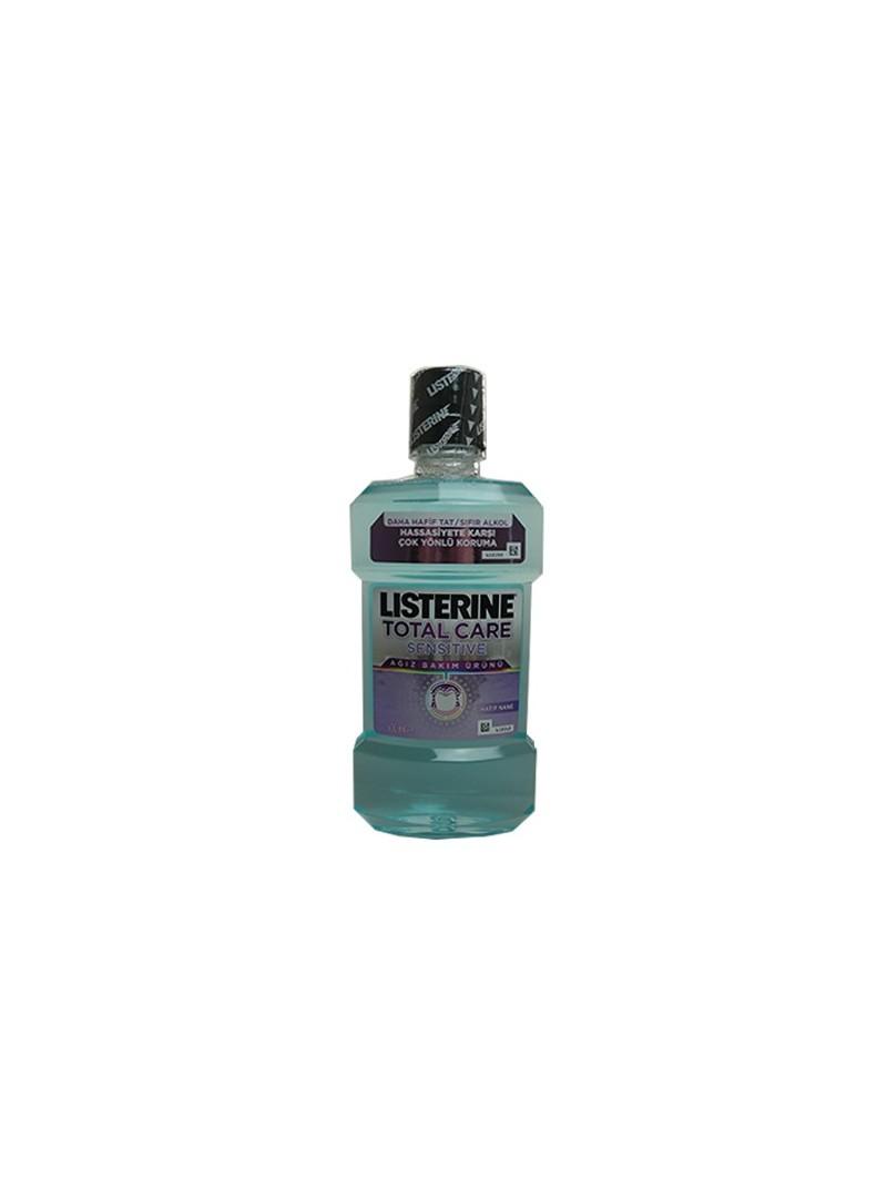 Listerine Total Care Sensitive Ağız Gargarası 500 ml - Hafif Nane