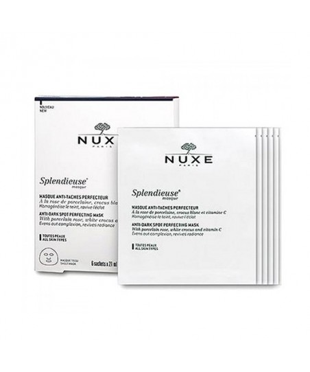 Nuxe Splendieuse Masque Anti-Dark Spot Perfecting Mask 126ml