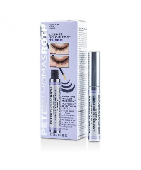 Peter Thomas Roth Lashes To Die For Turbo 4.7 ml - Kirpik Bakım Serumu