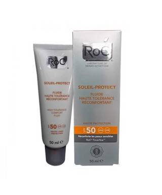Roc Soleil Protexion SPF 50+ Sensitive Face Cream 50 ml