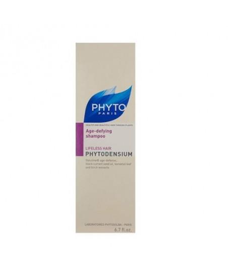 Phyto Phytodensium Anti Aging 200 ml - Cansız Saçlar İçin Bakım Şampuanı