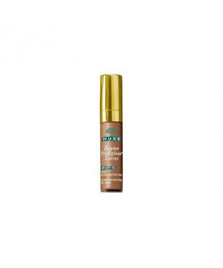 Nuxe Baume Prodigieux Levres SPF 15 Chocolate