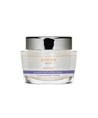 Bioder Aqua Soft Nemlendirici Yüz Kremi 50 ml.