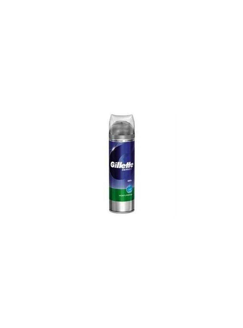 Gillette Series Nemlendiricili Tıraş Jeli 200 ml