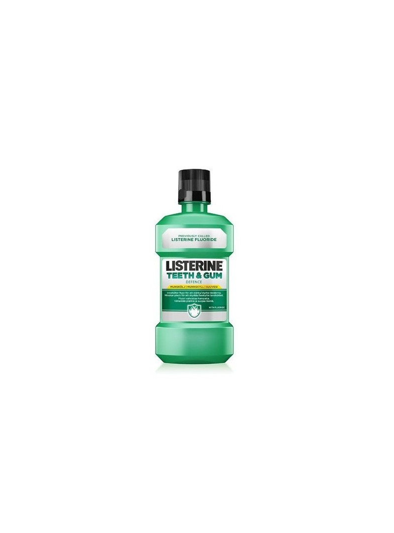 Listerine Teeth&Gum Defence Ağız Gargarası 250 ml - Ferah Nane