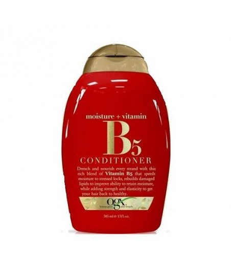 Organix Moisture Vitamin B5 Yavaş Uzayan Saçlar İçin Bakım Kremi 385 ml