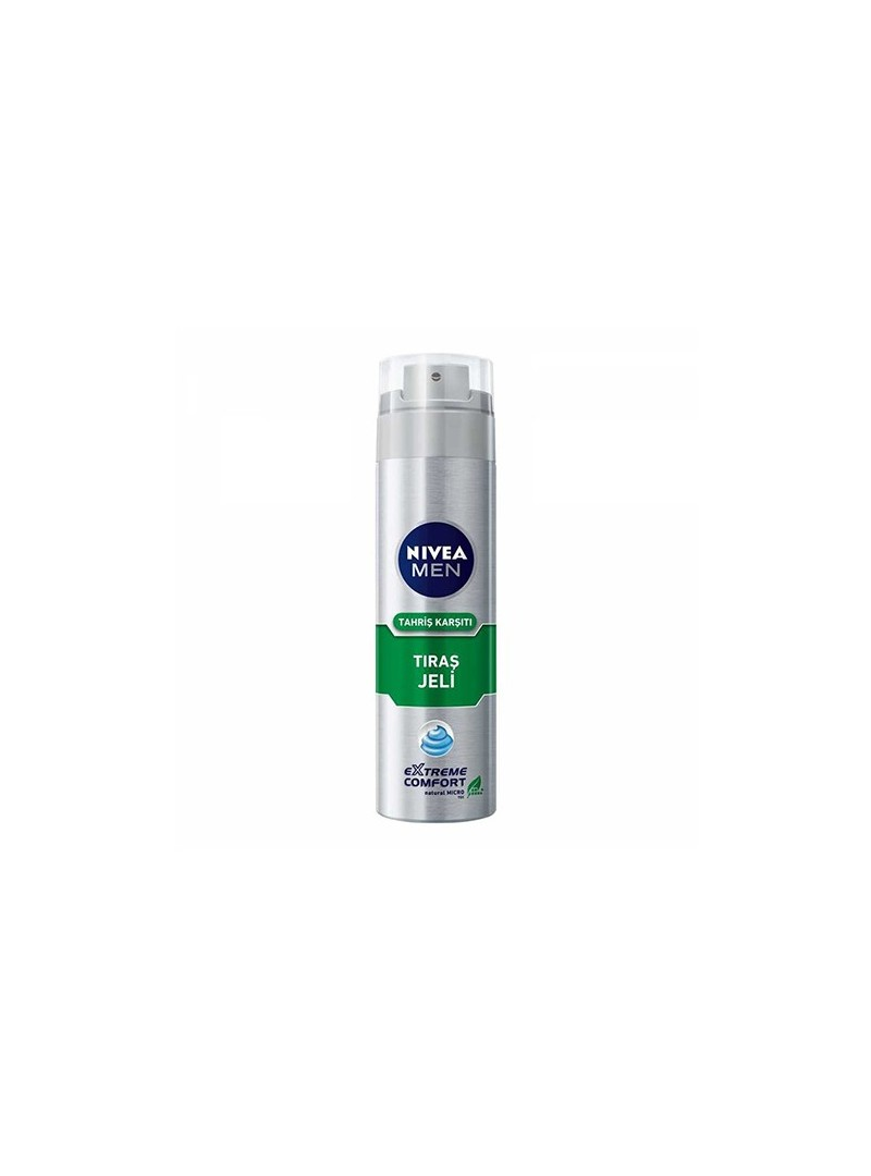 Nivea For Men Extreme Comfort Traş Jeli 200 ml